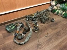 Опубликованы фотографии жалких остатков похищенной «гагаринской» барокамеры