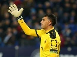 Российский вратарь «Брюгге» пропустил четыре гола вматче со«Стандартом»