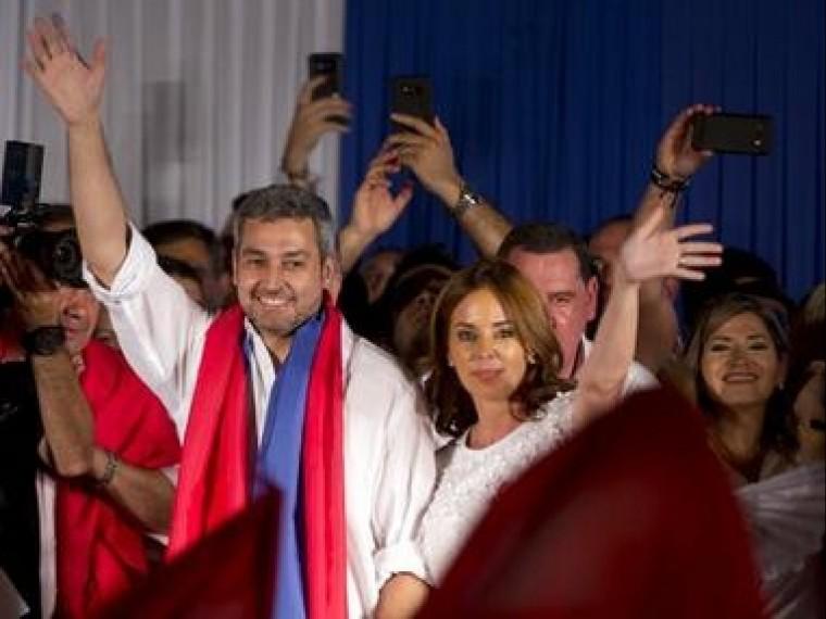 Сын последнего диктатора Парагвая победил напрезидентских выборах
