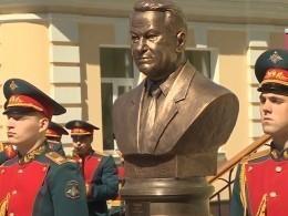 На«Аллее правителей» вМоскве появился бюст Бориса Ельцина
