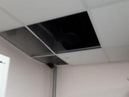 Потолок обрушился втолько что построенном перинатальном центре Южно-Сахаинска