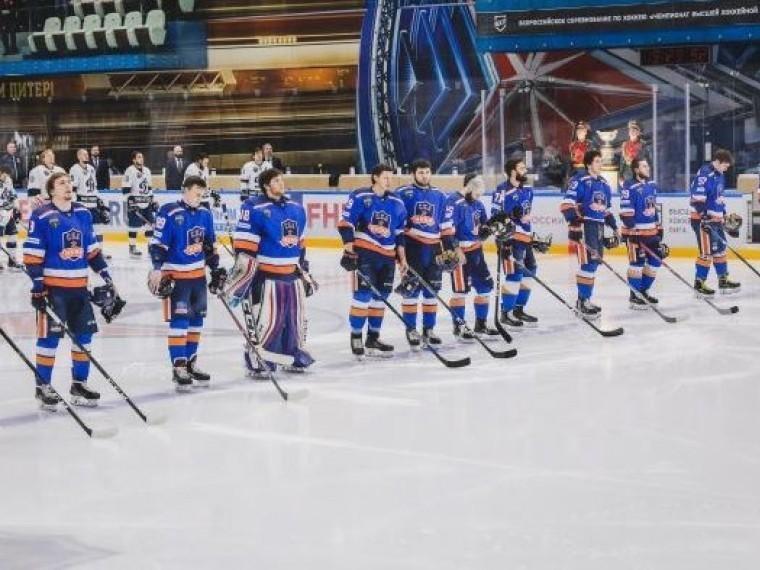 Петербургские клубы установили новый рекорд продолжительности хоккейного матча вфинале Кубка Петрова
