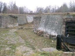 ВКронштадте обрушилась часть памятника, находящегося под охраной ЮНЕСКО
