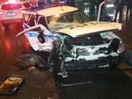 Казанский автоинспектор погиб впогоне занарушителем— видео
