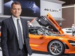 McLaren принципиально небудет создавать собственный кроссовер