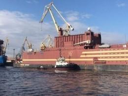 Активистам-экологам неудалось атаковать российскую плавучую АЭС вБалтийском море