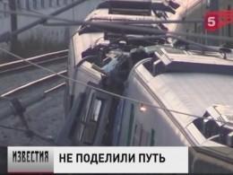 ВТунисе врезультате столкновения двух пассажирских поездов пострадали более 60 человек
