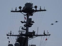 США атаковали сирийских террористов савианосца «Гарри Трумэн»
