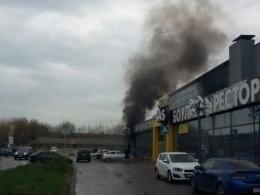 Новый пожар вторговом центре: вИваново эвакуированы200 человек
