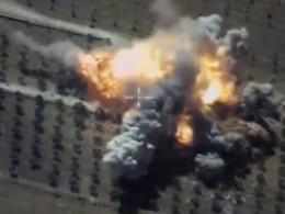 ВВС Ирака нанесли удар попозициям ИГИЛ* натерритории Сирии