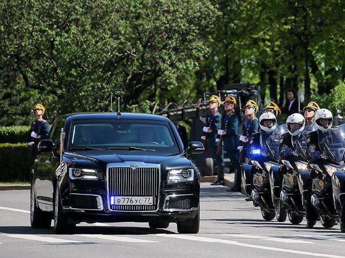«Кортеж» ивсе-все-все. Официальный выход всвет российского автомобильного супер-бренда