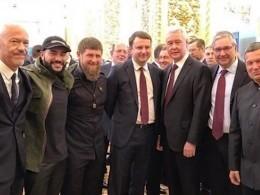 Звездные гости инаугурации Владимира Путина порадовали подписчиков фотоотчетом