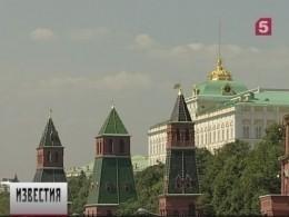 Российский лидер Владимир Путин принимает поздравления совсего мира