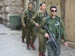 ВИзраиле арестовали причастных ктеррору палестинецев
