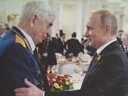 «Президент меня знает!»— «спасённый» Путиным ветеран рассказал ослучившемся