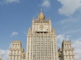ВМИД РФрассказали опровале кампании подискредитации Дня Победы наУкраине
