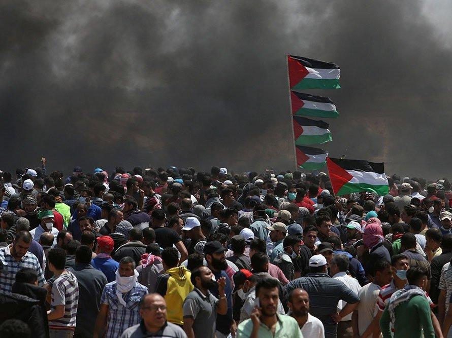 Как посольство США развязало новую кровавую бойню между Палестиной иИзраилем