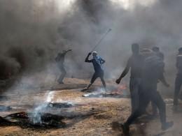 План США подестабилизации обстановки всекторе Газа принес кровавые результаты