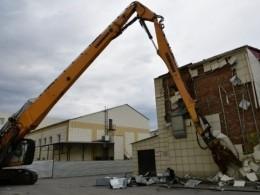 ВКемерове демонтируютТЦ«Зимняя вишня»— опубликовано видео