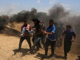 Всекторе Газа новое обострение