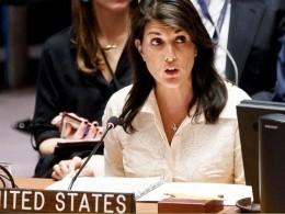 США демонстративно ушли свыступления Палестины наСовбезе ООН