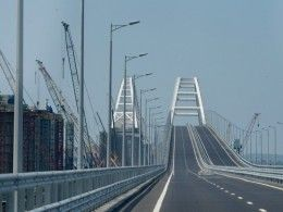 СКвозбудил дело вотношенииамериканца, призвавшего взорвать Крымский мост