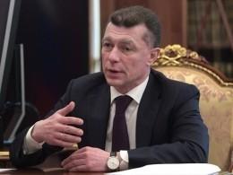 Максим Топилин удержался напосту министра труда