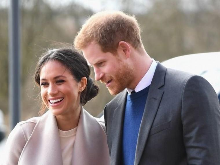 Прямая трансляция свадьбы принца Гарри иМеган Маркл