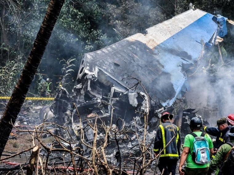 Стала известна дата выпуска разбившегосянаКубе Boeing 737