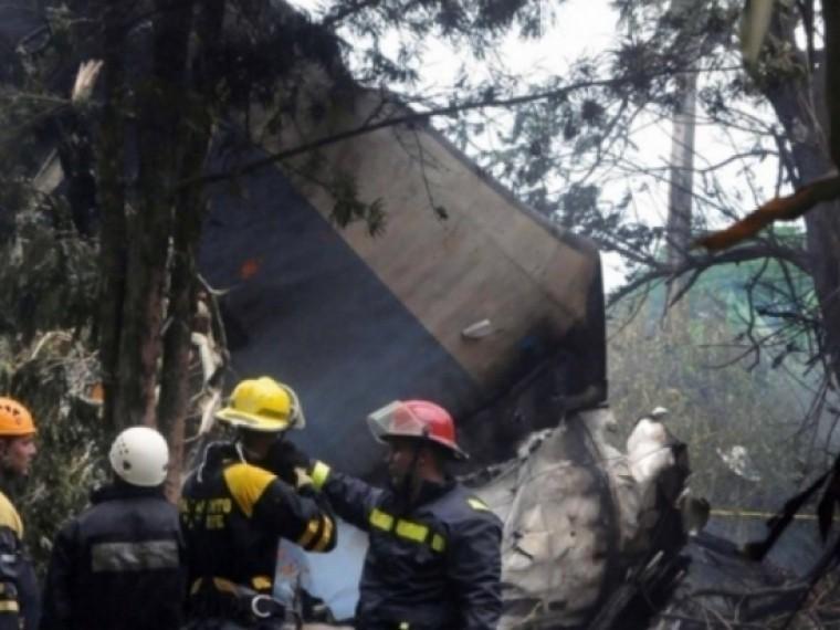 Найден один издвух черных ящиков разбившегося наКубе Boeing-737