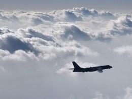 Китайские стратегические бомбардировщики замечены наспорных островах