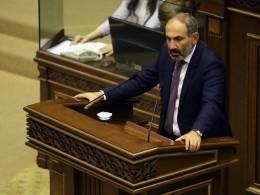 Пашинян объявил огрядущей отставке всех губернаторов