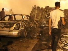 Число погибших вовремя взрыва вБенгази увеличилось досеми человек.