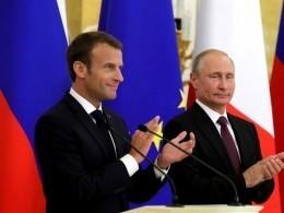 «Экономический сепаратизм додобра недоводит»— Путин выступил наРоссийско-Французском диалоге
