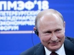 Путин ярко пошутил о«беременности» мировой экономики