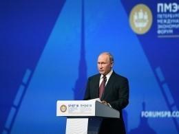 Путин припомнил Украине сбитый над Черным морем Ту-154