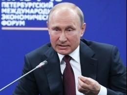 Путин: ЧМ-2018 будет проведен навысочайшем уровне