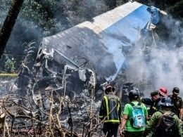 НаКубе умерла вторая изтроих выживших женщин после катастрофы самолета