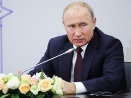 Владимир Путин— Россия близка кпятерке ведущих экономик мира