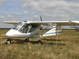 Легкомоторный самолет разбился вРязанской области