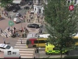 Вбельгийском городе Льеж неизвестный открыл стрельбу вкафе