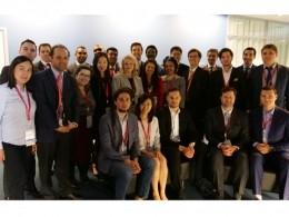 НаПМЭФ-2018 молодые лидеры бизнеса идипломатии создали свою сеть