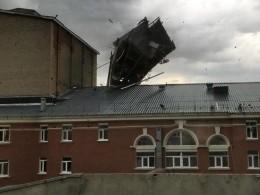 Шторм вЦентральной России отправил набольничные койки 11 человек