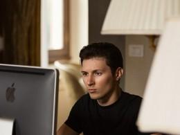 Дуров рассказал, почемузаблокировалиобновления Telegram вApp Store