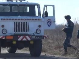 Под Донецком обстреляли автомобили ОБСЕ иМЧС ДНР