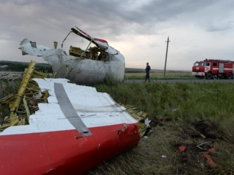 Нидерланды неисключили, что Украина причастна ккрушению Boeing над Донбассом