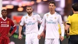 СМИ: Роналду шантажирует «Реал Мадрид» игрозитсяизклуба уйти
