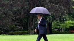 Где ты, Меланья? Навстречу сКим Чен Ыном инасаммит G7 Трамп едет без жены