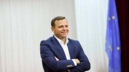 Новый мэр Кишинева по-русски пообещал неразделять горожан нанациональности
