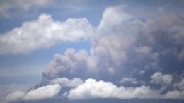 ВГватемале всвязи сгибелью людей вовремя извержения вулкана объявлен траур